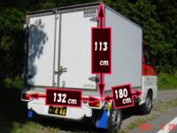 赤帽車荷台サイズ02