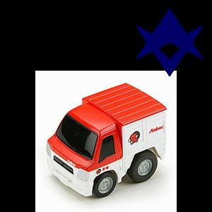豊田市の赤帽 軽貨物